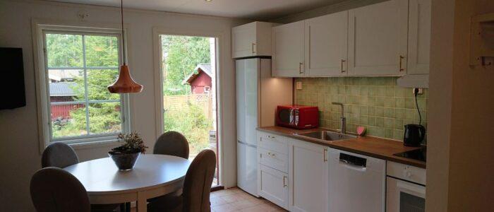 Kitchen in IGMA Lodge