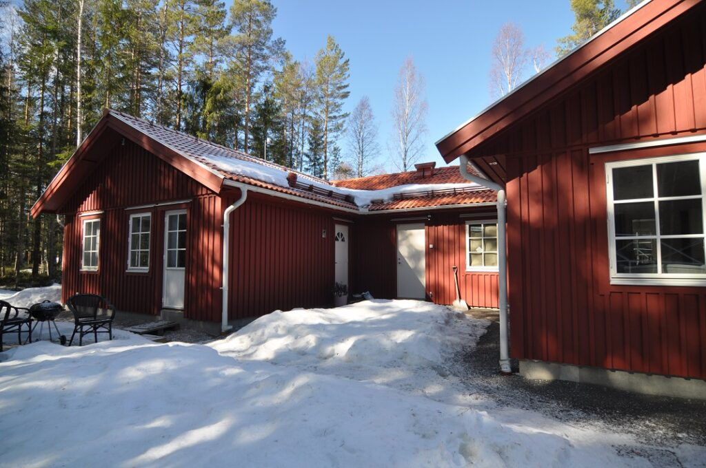Apartment Living Cottage close to Romme Alpin