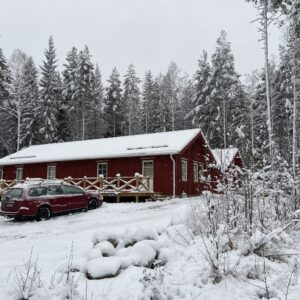 Apartment cottage close to Romme Alpin